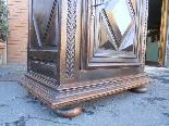 Antique Louis XIII Sideboard Buffet in walnut - 19th century-10