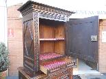 Antique Louis XIII Sideboard Buffet in walnut - 19th century-12