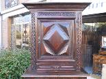 Antique Louis XIII Sideboard Buffet in walnut - 19th century-3