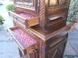 Antique Louis XIII Sideboard Buffet in walnut - 19th century-14
