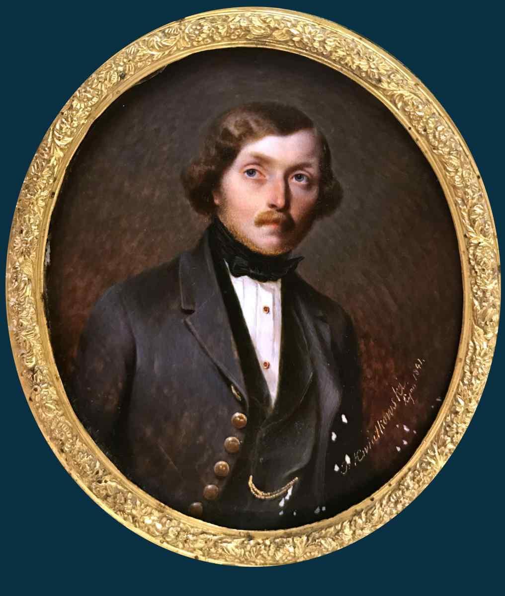Kwiatkowski, Ritratto di Aleksander P?gowski
