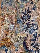 The Return Of The Hunter Tapestry Brussels 17th Century-0