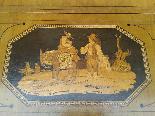 Antico Tavolino intarsiato - Italia XIX secolo-12