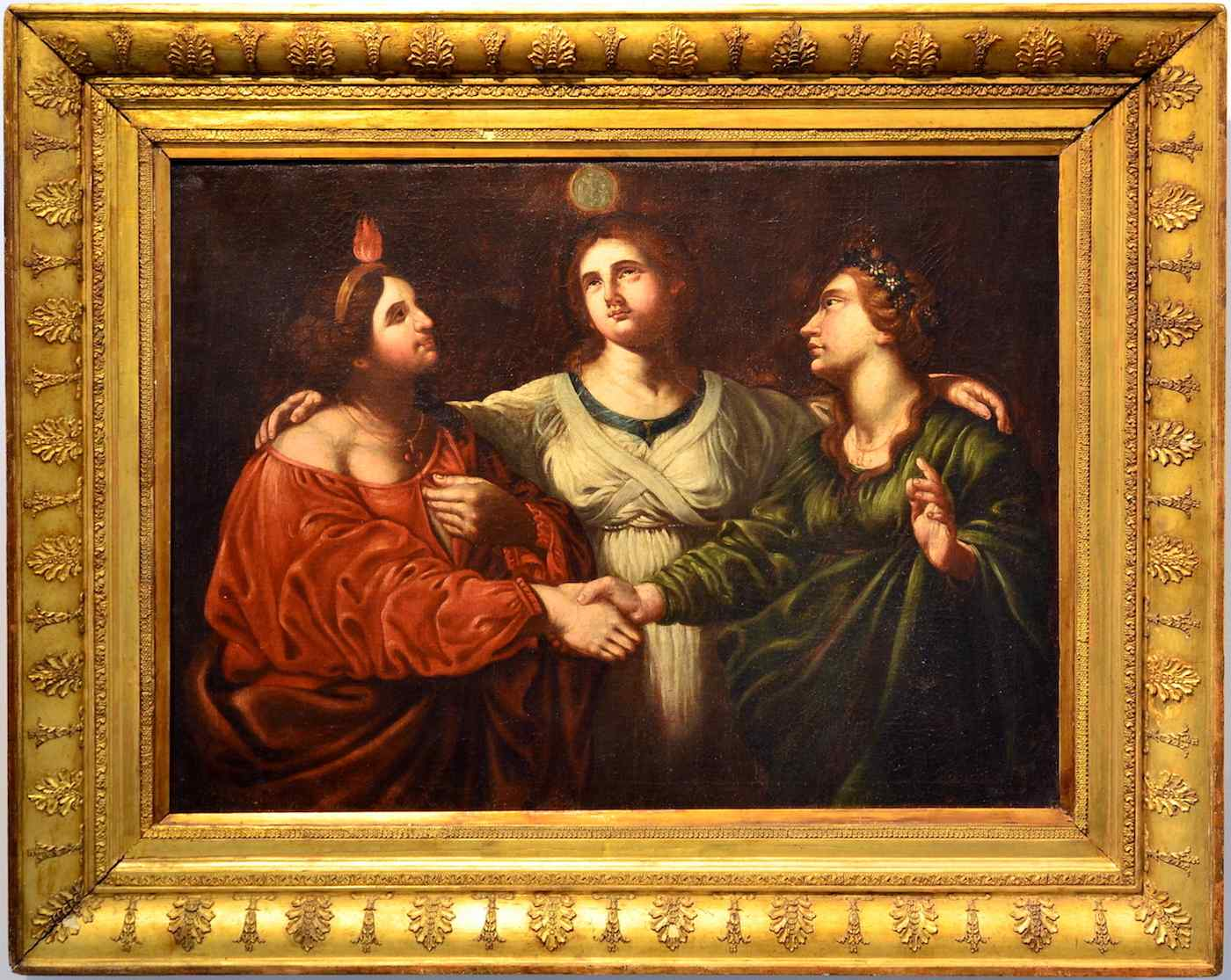 Три теологические добродетели, Antiveduto Gramatica (1571 - 1626)