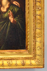 Les trois vertus théologales, Antiveduto Gramatica (1571 - 1-5