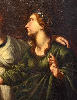 Три теологические добродетели, Antiveduto Gramatica (1571 - 1626)-4