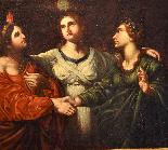 Les trois vertus théologales, Antiveduto Gramatica (1571 - 1-1