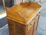 Antique Louis Philippe Sideboard Buffet in walnut - 19th-8