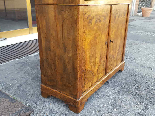Antique Louis Philippe Sideboard Buffet in walnut - 19th-10