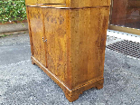 Antique Louis Philippe Sideboard Buffet in walnut - 19th-11