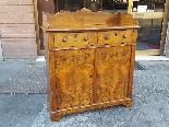 Antique Louis Philippe Sideboard Buffet in walnut - 19th-1