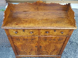 Antique Louis Philippe Sideboard Buffet in walnut - 19th-7
