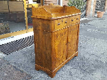Antique Louis Philippe Sideboard Buffet in walnut - 19th-3