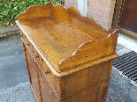 Antique Louis Philippe Sideboard Buffet in walnut - 19th-9