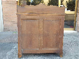 Antique Louis Philippe Sideboard Buffet in walnut - 19th-13