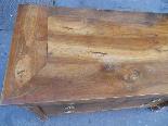 Антикварный комод Императорский комод в грецком орехе - 19 век-7