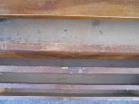 Антикварный комод Императорский комод в грецком орехе - 19 век-10