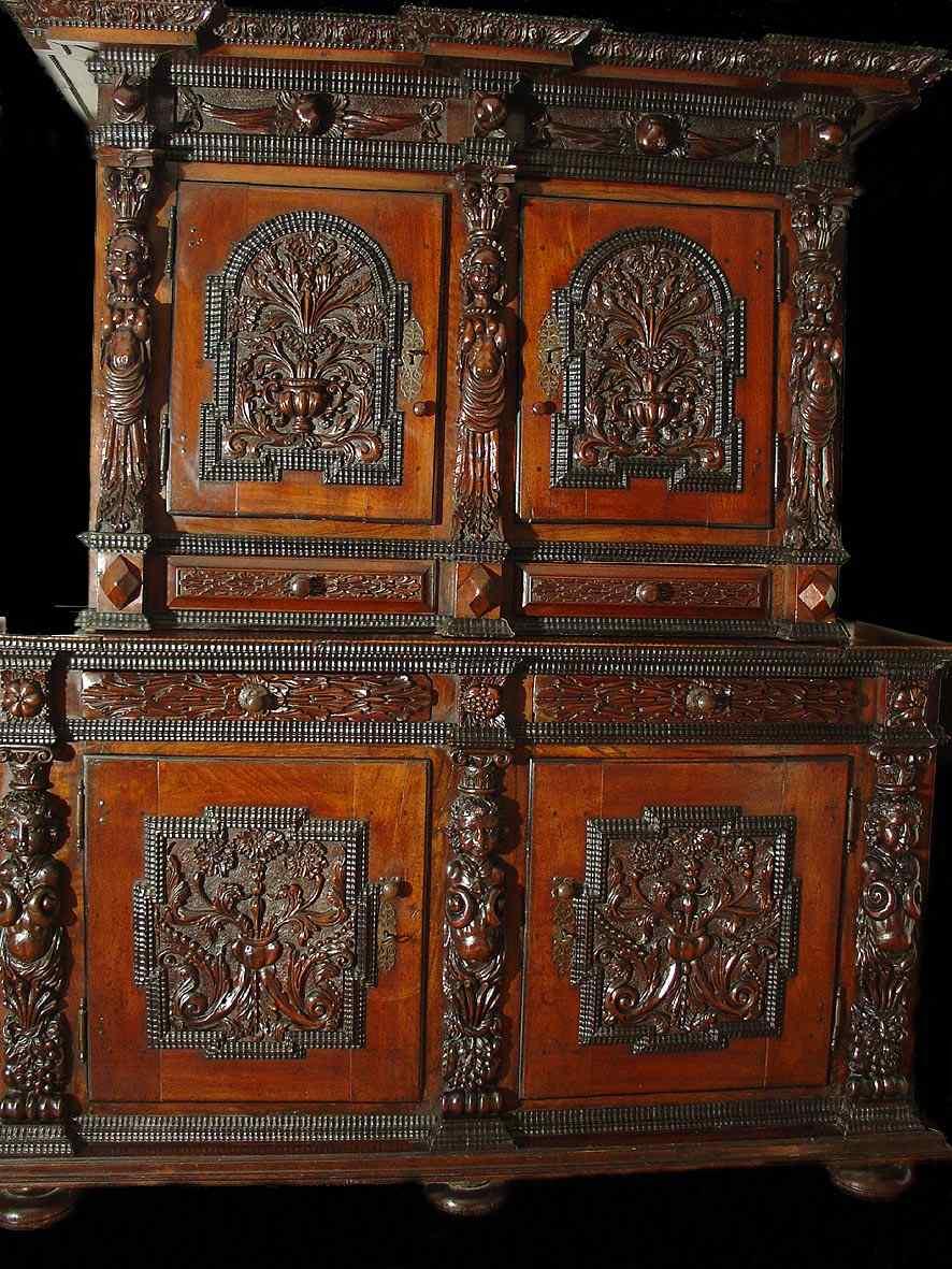 Deux corps del XVII secolo