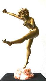 Claire Colinet, le jongleur-0