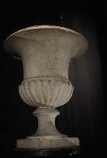 Pair of marble vases, Louis XVI-2