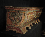 Lacquered wedding chest, Sec. XVI-2
