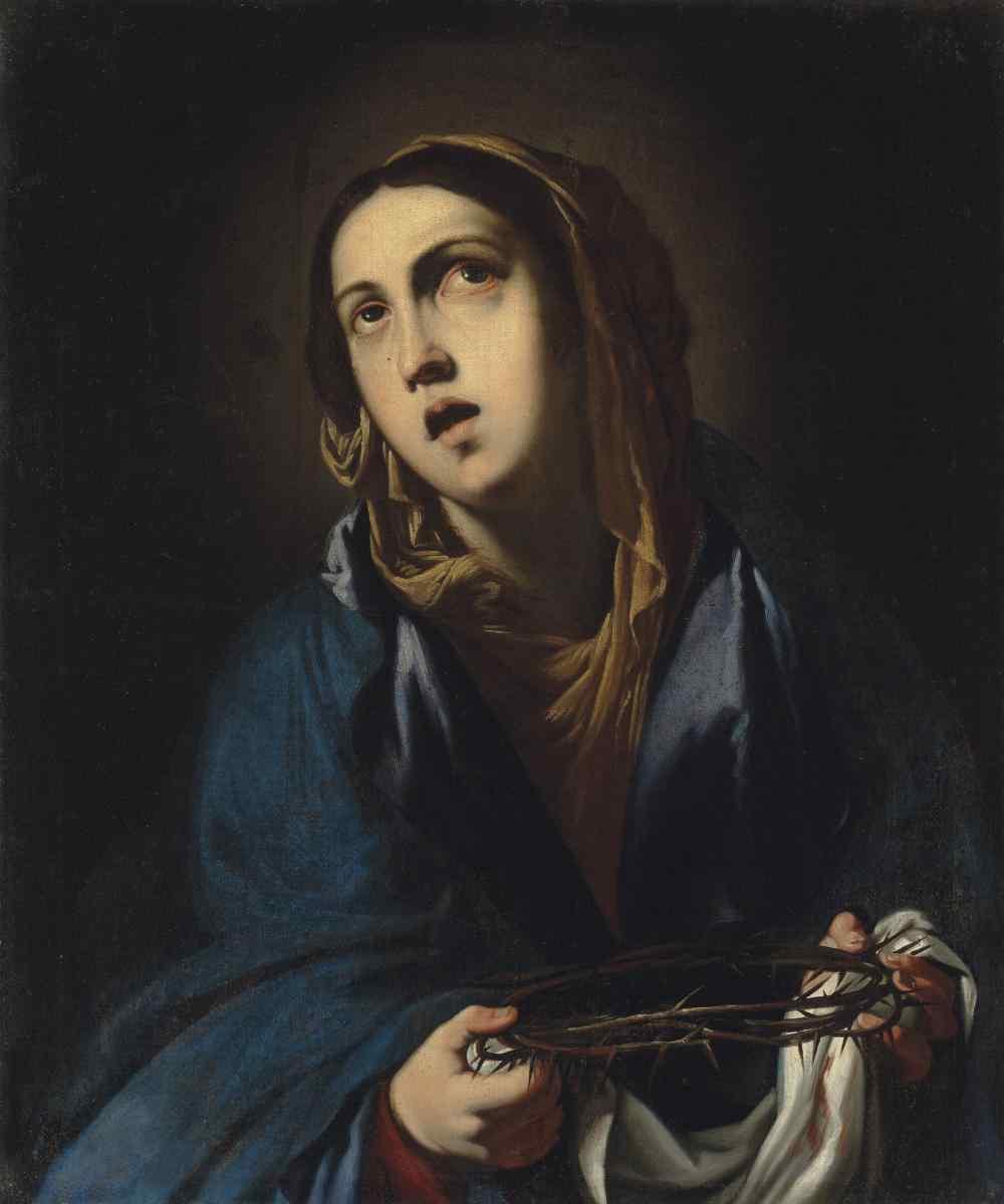 Francesco Pacecco De Rosa, Mater Dolorosa