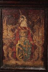 Gothic wedding case, France, early 15th century-6