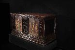 Gothic wedding case, France, early 15th century-2