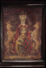 Gothic wedding case, France, early 15th century-5
