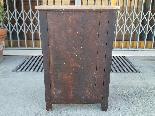 Antique small Empire Console in mahogany - 19 th century-17