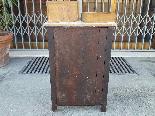 Antique small Empire Console in mahogany - 19 th century-18