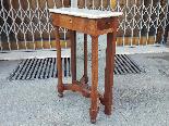 Antique small Empire Console in mahogany - 19 th century-5