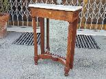 Antique small Empire Console in mahogany - 19 th century-1