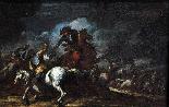 Giuseppe Zais (1709 - 1774) - Scène de bataille-1