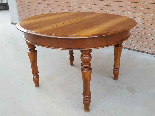 Antique Louis Philippe extending Table in walnut -Italy 19th-6