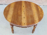 Antique Louis Philippe extending Table in walnut -Italy 19th-8