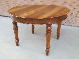 Antique Louis Philippe extending Table in walnut -Italy 19th-12