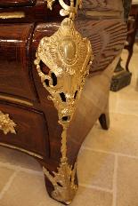 Луи XV стульчак штамп FF-3