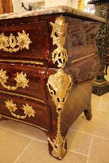 Луи XV стульчак штамп FF-7