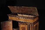 Маленький лакированный сервант, Marche, первая половина гл. XVIII-2