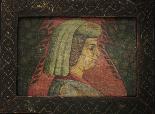 Pannelli con dame - Ritratti femminili, Sec. XV-1
