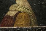 Pannelli con dame - Ritratti femminili, Sec. XV-2