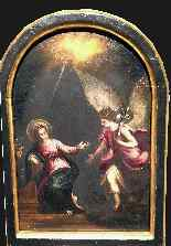 Painting of the Annunciation, Sec. XVI-3