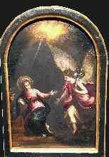 Картина Благовещения, Sec. XVI-3