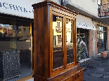 Antique Louis Philippe Showcase Buffet walnut - 19th century-7