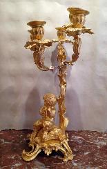 Аккуратный золотой бронзы Наполеон Raingo Brothers-10