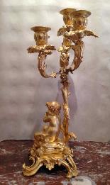 Аккуратный золотой бронзы Наполеон Raingo Brothers-15