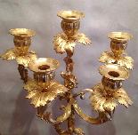 Аккуратный золотой бронзы Наполеон Raingo Brothers-17