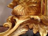 Аккуратный золотой бронзы Наполеон Raingo Brothers-18