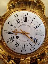 Аккуратный золотой бронзы Наполеон Raingo Brothers-1